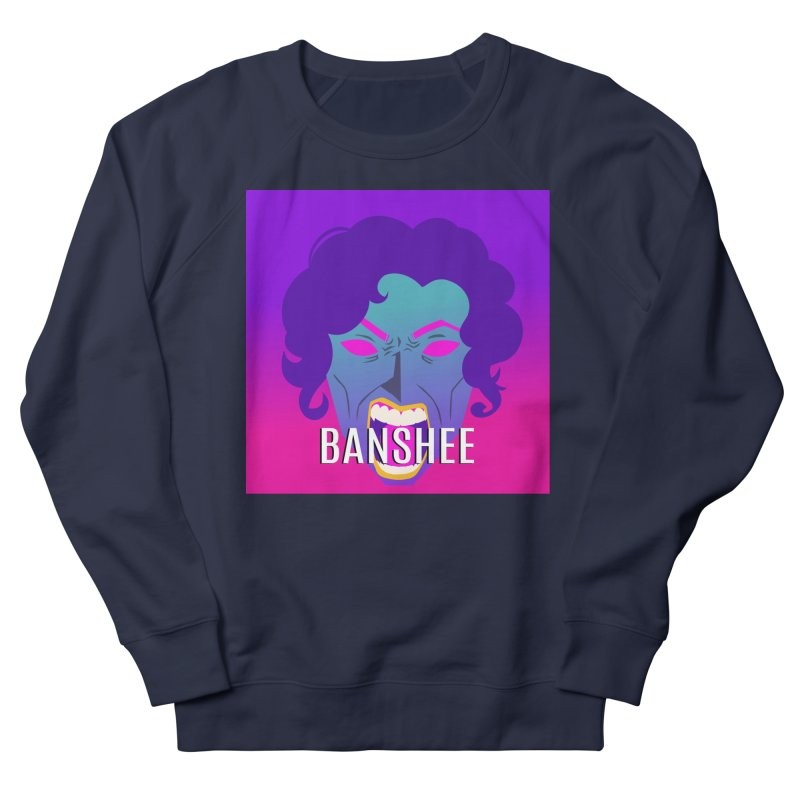 Banshee Women's French Terry Sweatshirt by ganymedesgirlscommunity's Artist Shop