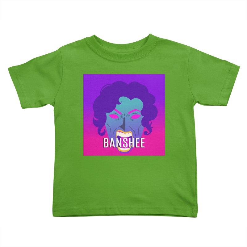 Banshee Kids Toddler T-Shirt by ganymedesgirlscommunity's Artist Shop