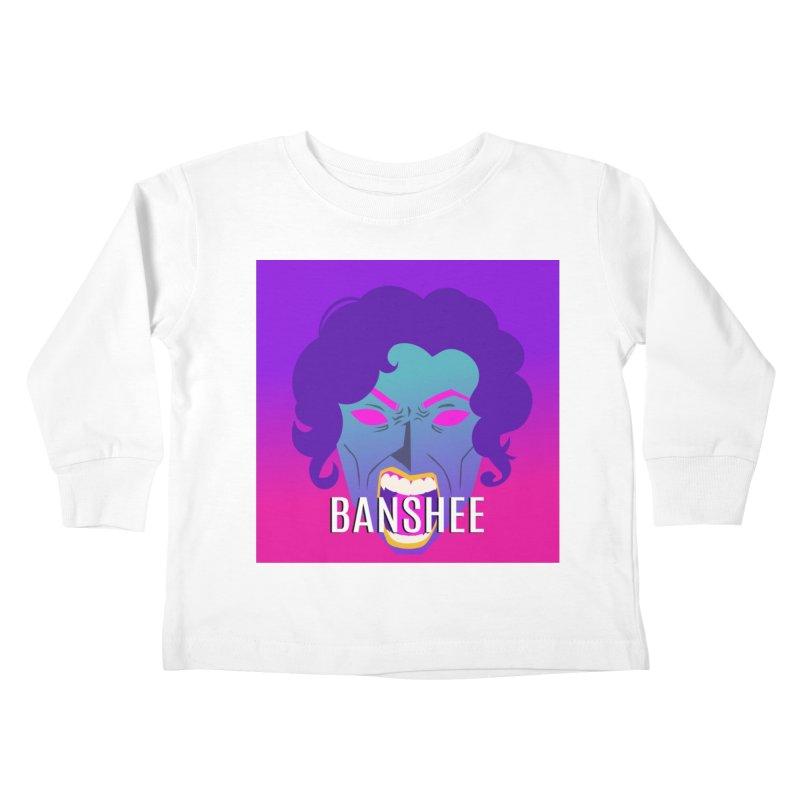 Banshee Kids Toddler Longsleeve T-Shirt by ganymedesgirlscommunity's Artist Shop