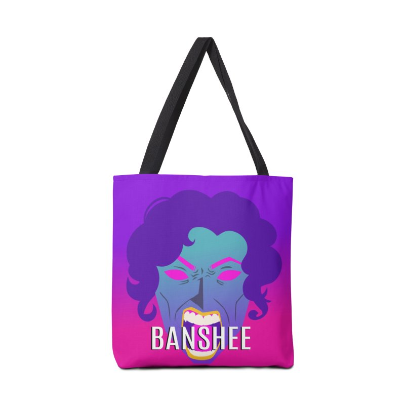 Banshee Accessories Tote Bag Bag by ganymedesgirlscommunity's Artist Shop