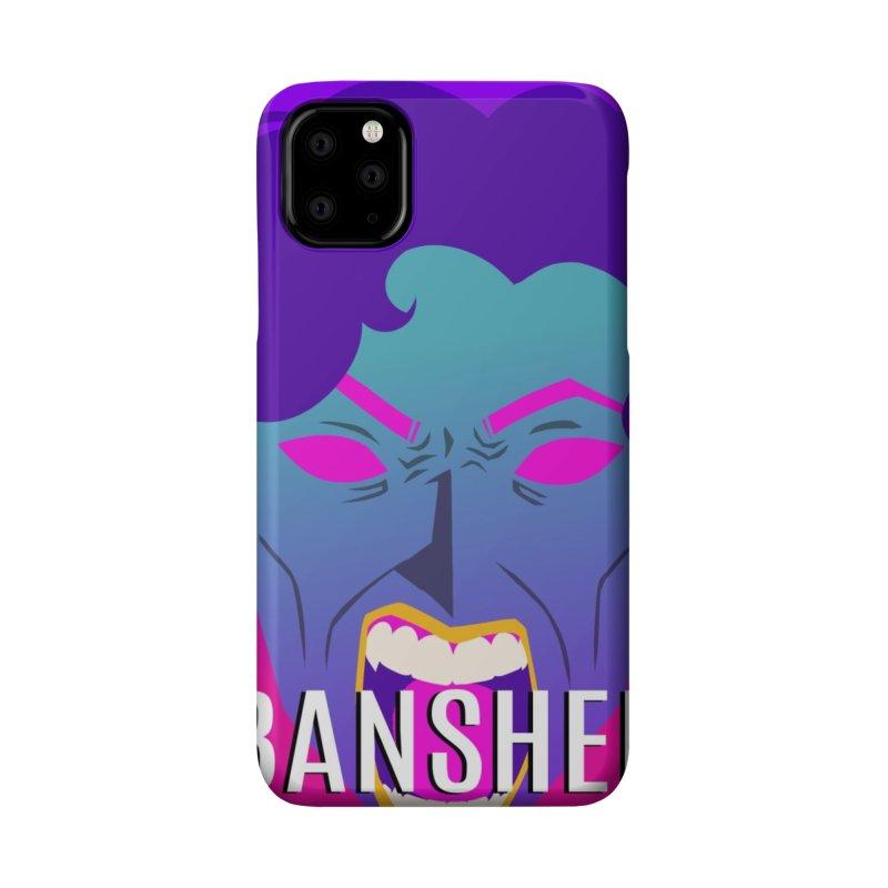 Banshee Accessories Phone Case by ganymedesgirlscommunity's Artist Shop