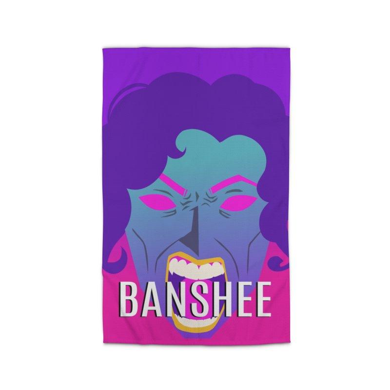 Banshee Home Rug by ganymedesgirlscommunity's Artist Shop