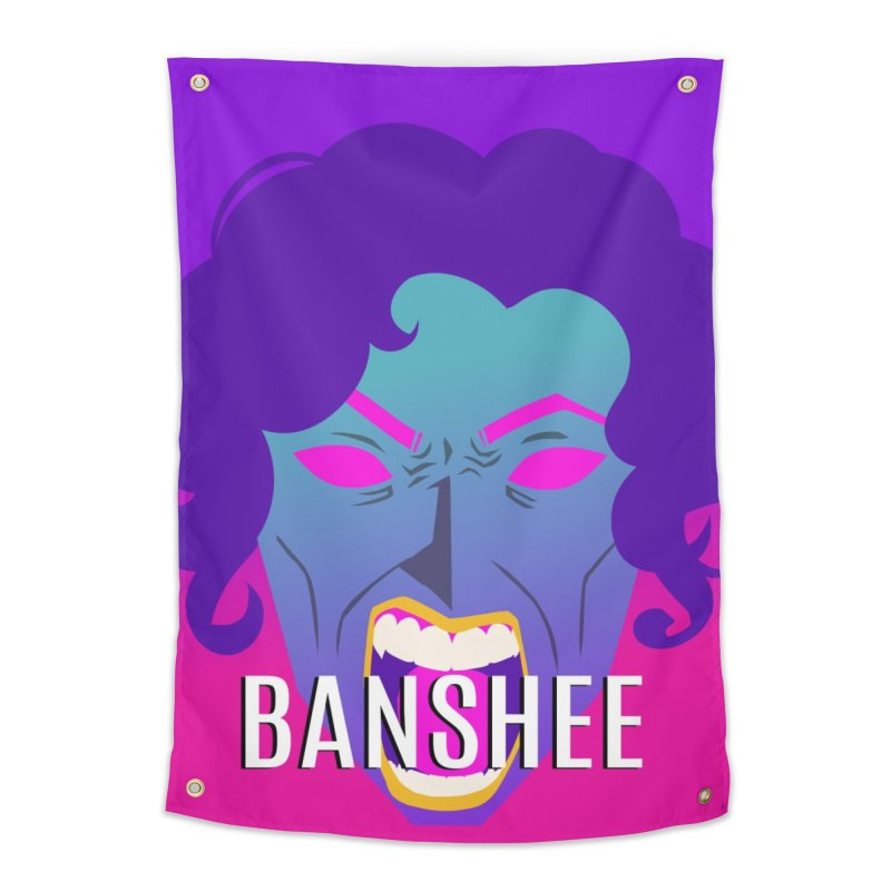 Banshee Home Tapestry by ganymedesgirlscommunity's Artist Shop