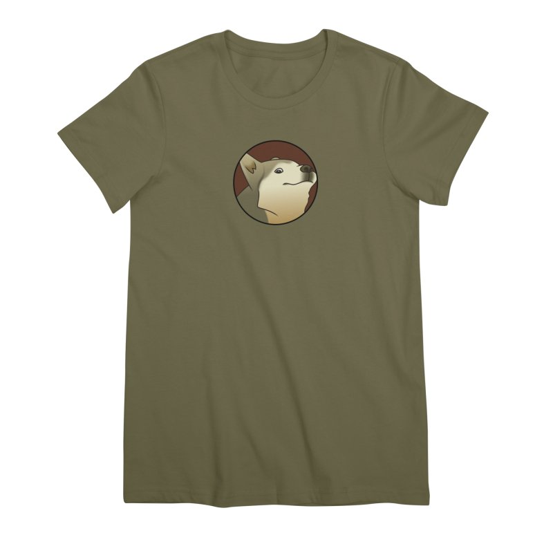 Bamboozlers Women's Premium T-Shirt by ganymedesgirlscommunity's Artist Shop