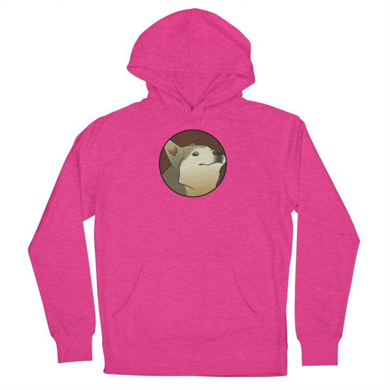 Bamboozlers Women's French Terry Pullover Hoody by ganymedesgirlscommunity's Artist Shop