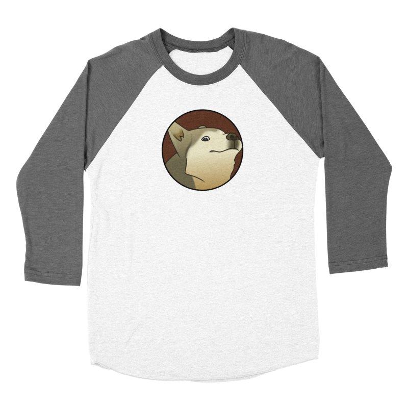 Bamboozlers Women's Baseball Triblend Longsleeve T-Shirt by ganymedesgirlscommunity's Artist Shop
