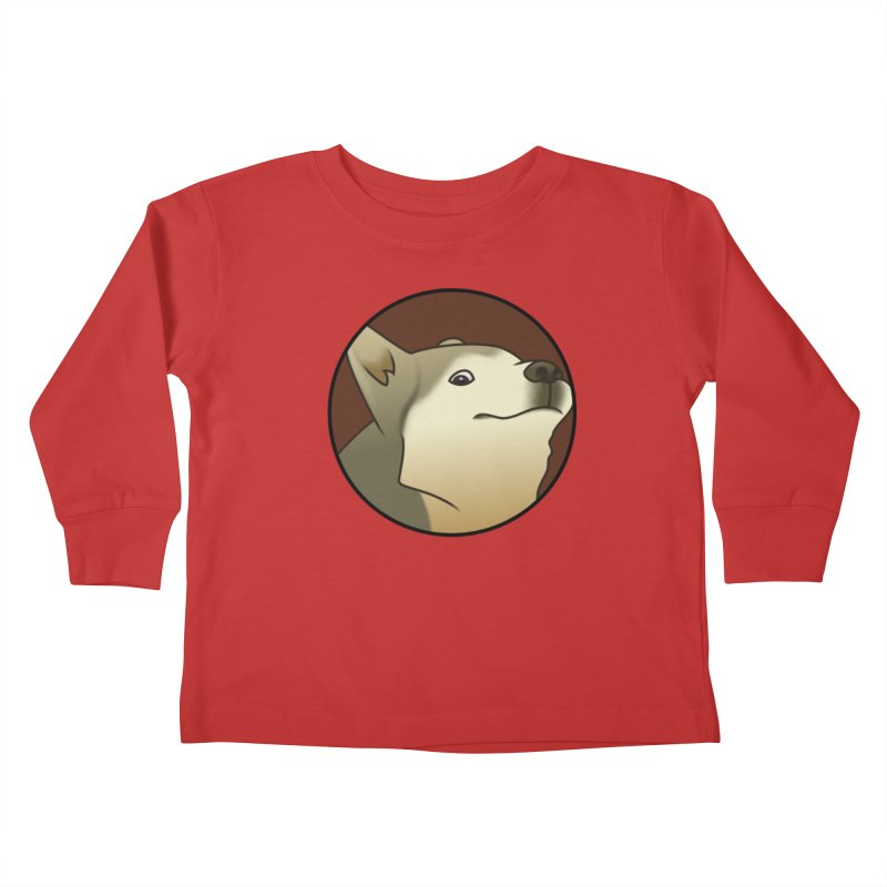 Bamboozlers Kids Toddler Longsleeve T-Shirt by ganymedesgirlscommunity's Artist Shop
