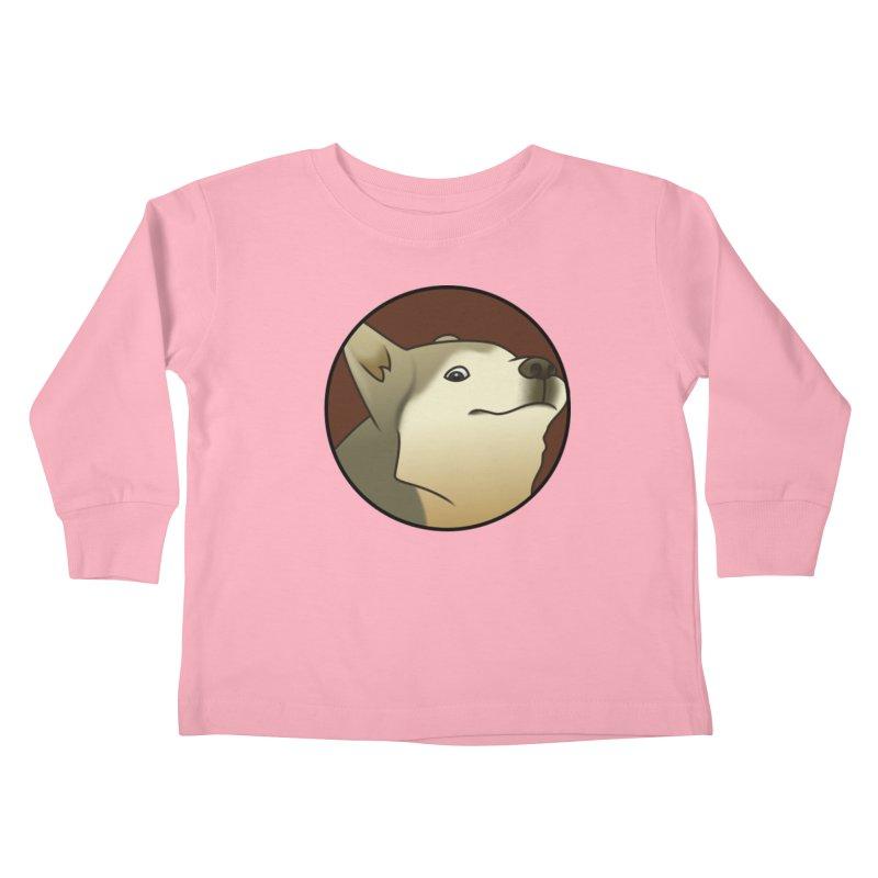 Bamboozlers Kids Toddler Longsleeve T-Shirt by ganymedesgirlscommunity's Artist Shop