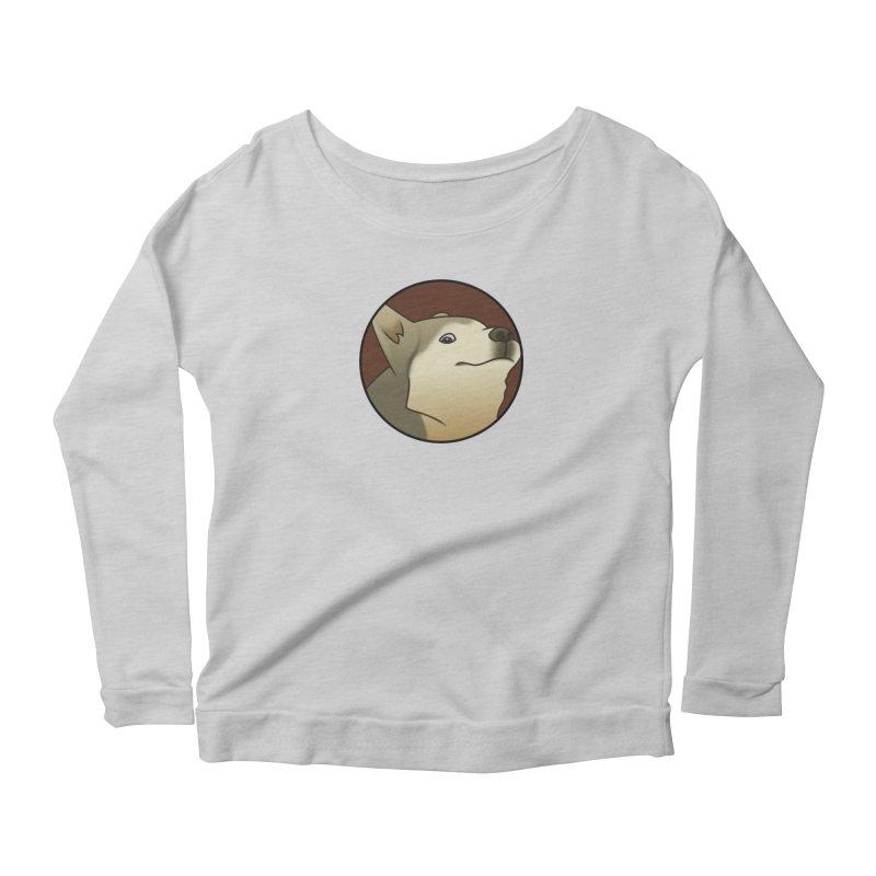 Bamboozlers Women's Scoop Neck Longsleeve T-Shirt by ganymedesgirlscommunity's Artist Shop