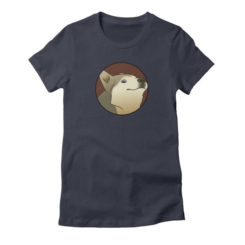 Bamboozlers Women's Fitted T-Shirt by ganymedesgirlscommunity's Artist Shop