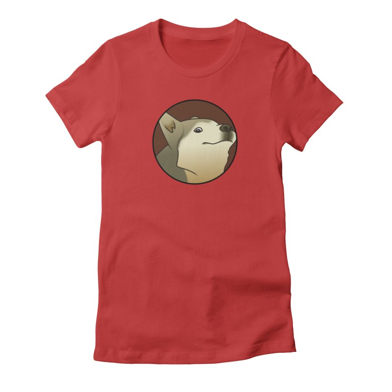 Bamboozlers Women's Fitted T-Shirt by ganymedesgirlscommunity's Artist Shop