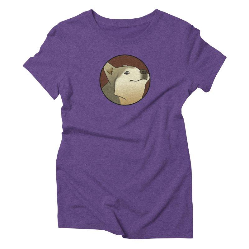 Bamboozlers Women's Triblend T-Shirt by ganymedesgirlscommunity's Artist Shop
