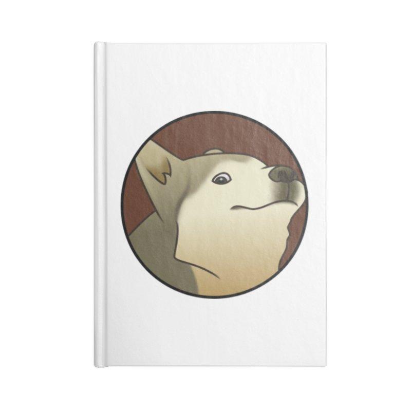 Bamboozlers Accessories Blank Journal Notebook by ganymedesgirlscommunity's Artist Shop