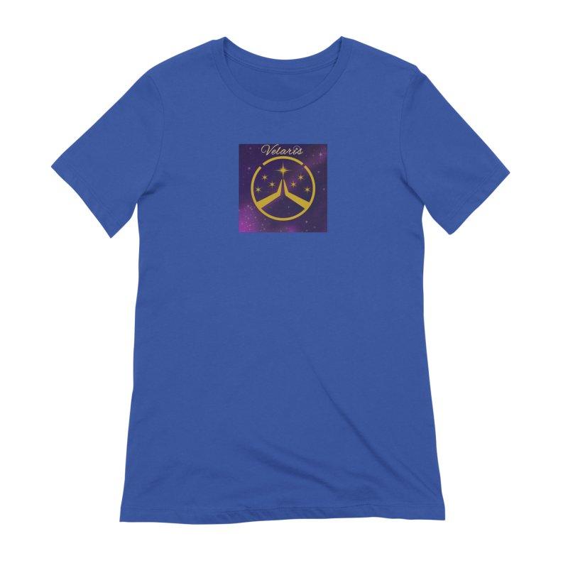 Team Velaris Women's Extra Soft T-Shirt by ganymedesgirlscommunity's Artist Shop