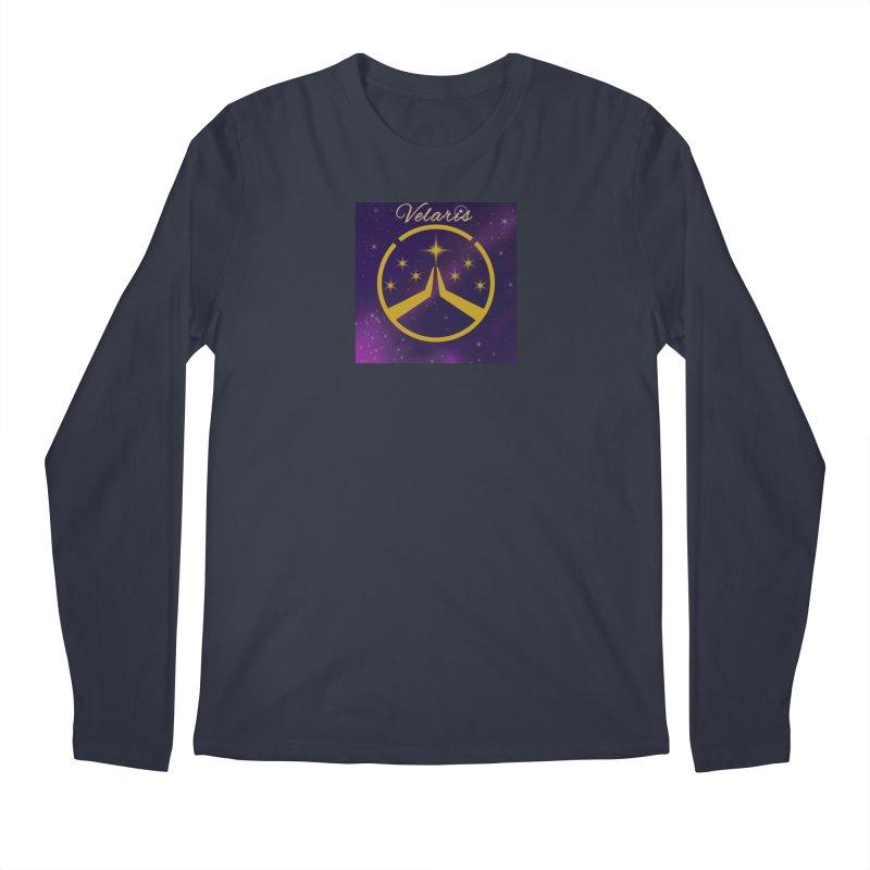Team Velaris Men's Regular Longsleeve T-Shirt by ganymedesgirlscommunity's Artist Shop
