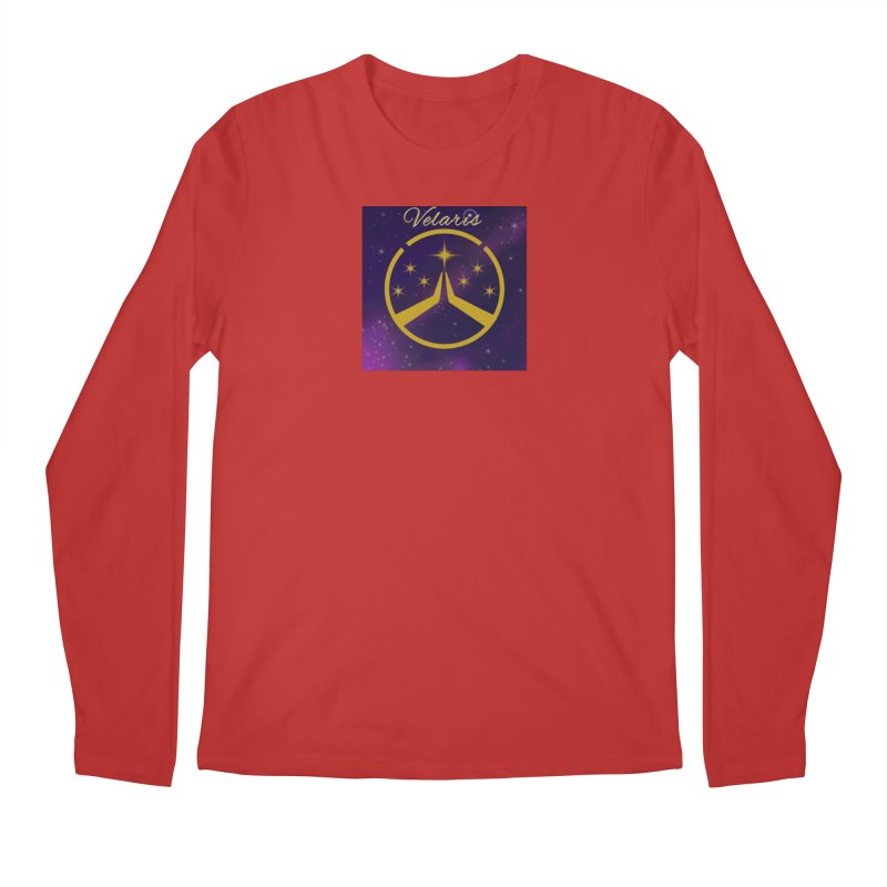 Team Velaris Men's Regular Longsleeve T-Shirt by ganymedesgirlscommunity's Artist Shop