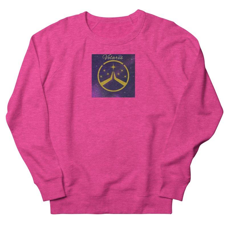 Team Velaris Men's French Terry Sweatshirt by ganymedesgirlscommunity's Artist Shop