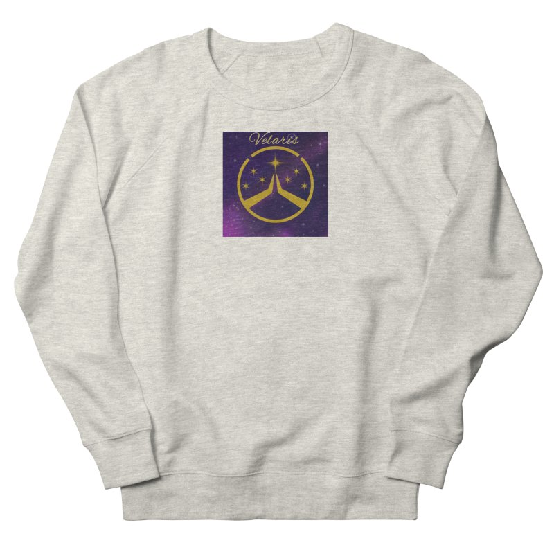 Team Velaris Men's French Terry Sweatshirt by ganymedesgirlscommunity's Artist Shop