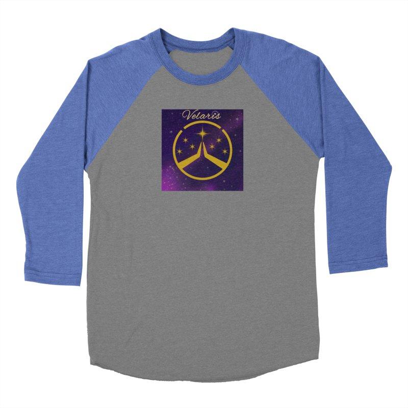 Team Velaris Women's Baseball Triblend Longsleeve T-Shirt by ganymedesgirlscommunity's Artist Shop