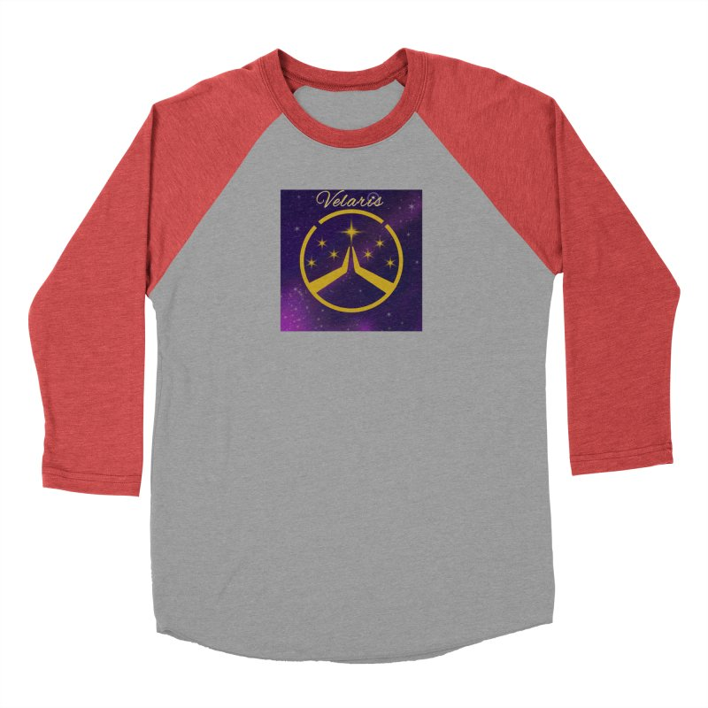 Team Velaris Men's Baseball Triblend Longsleeve T-Shirt by ganymedesgirlscommunity's Artist Shop