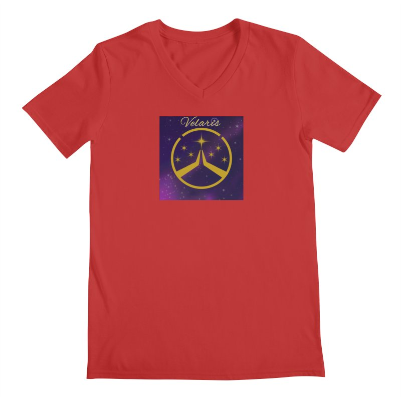 Team Velaris Men's Regular V-Neck by ganymedesgirlscommunity's Artist Shop