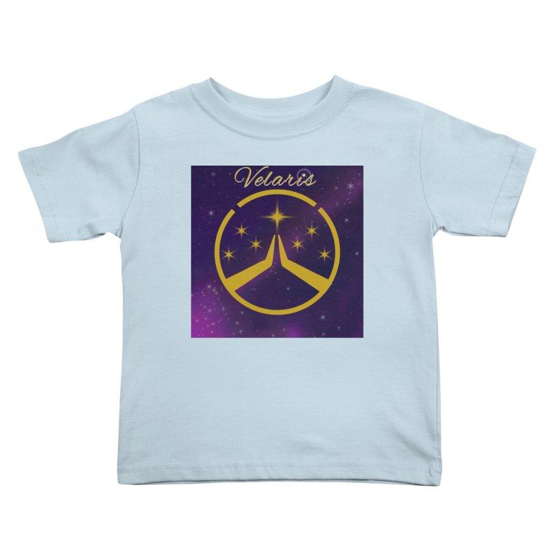 Team Velaris Kids Toddler T-Shirt by ganymedesgirlscommunity's Artist Shop