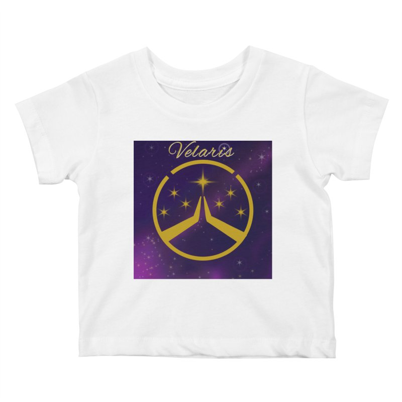 Team Velaris Kids Baby T-Shirt by ganymedesgirlscommunity's Artist Shop