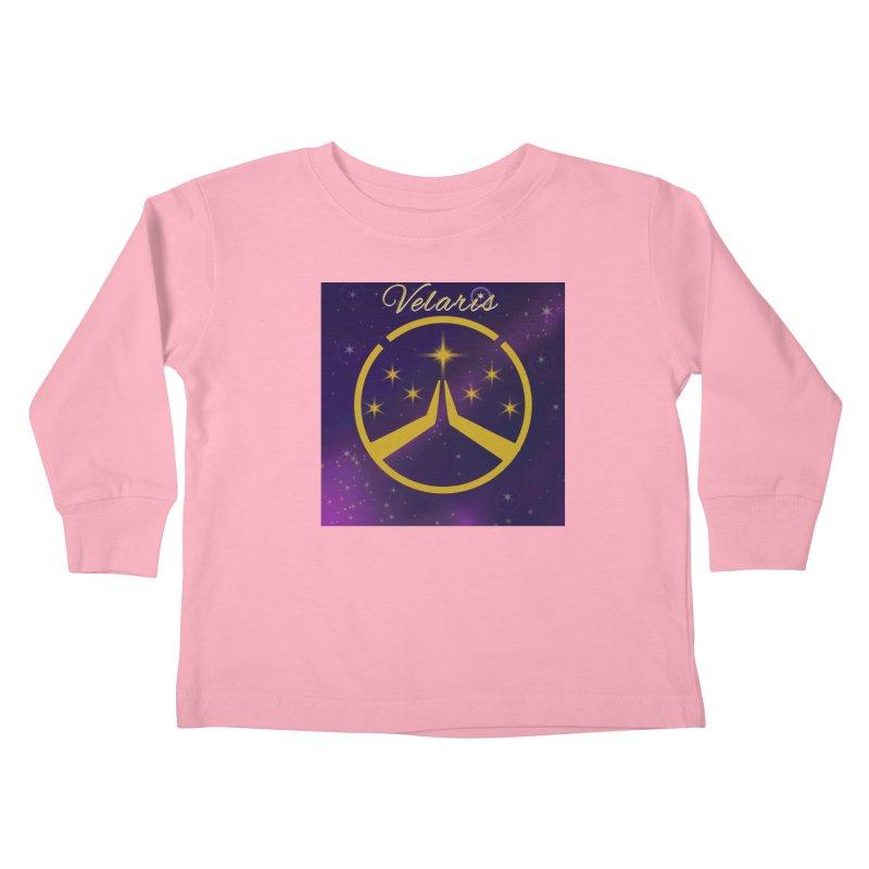 Team Velaris Kids Toddler Longsleeve T-Shirt by ganymedesgirlscommunity's Artist Shop