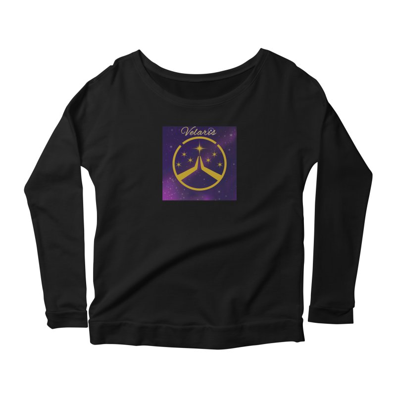 Team Velaris Women's Scoop Neck Longsleeve T-Shirt by ganymedesgirlscommunity's Artist Shop