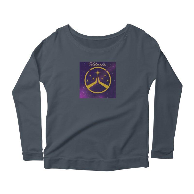 Team Velaris Women's Scoop Neck Longsleeve T-Shirt by ganymedesgirlscommunity's Artist Shop