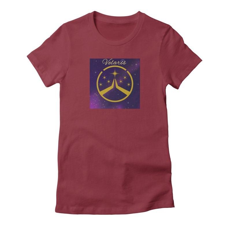 Team Velaris Women's Fitted T-Shirt by ganymedesgirlscommunity's Artist Shop