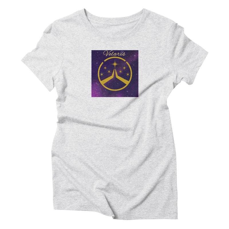Team Velaris Women's Triblend T-Shirt by ganymedesgirlscommunity's Artist Shop
