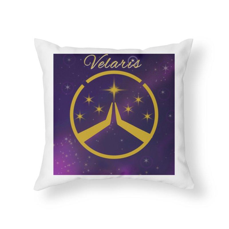Team Velaris Home Throw Pillow by ganymedesgirlscommunity's Artist Shop