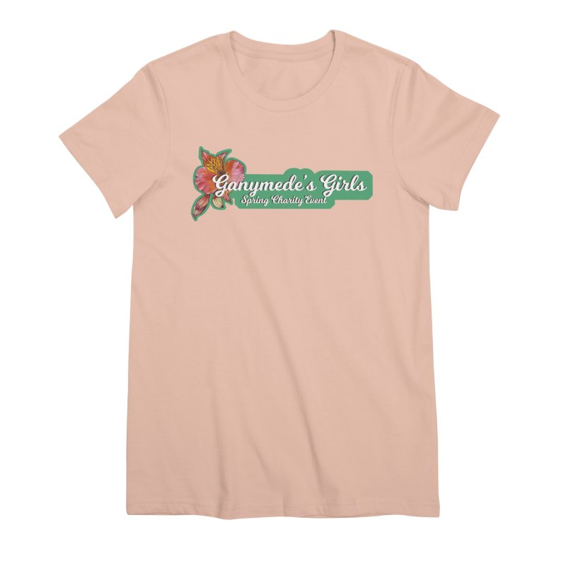 Spring Charity 2019 Women's Premium T-Shirt by ganymedesgirlscommunity's Artist Shop