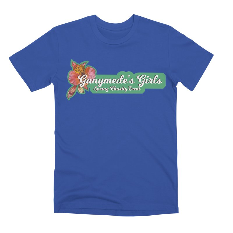 Spring Charity 2019 Men's Premium T-Shirt by ganymedesgirlscommunity's Artist Shop