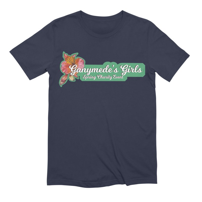 Spring Charity 2019 Men's Extra Soft T-Shirt by ganymedesgirlscommunity's Artist Shop