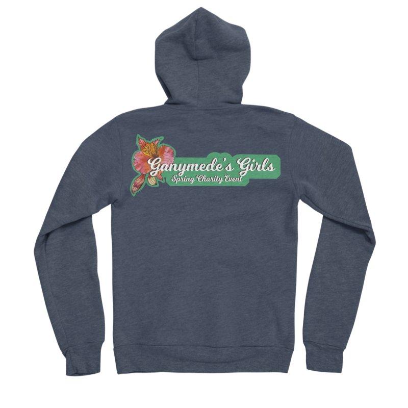 Spring Charity 2019 Men's Sponge Fleece Zip-Up Hoody by ganymedesgirlscommunity's Artist Shop