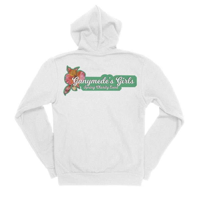Spring Charity 2019 Women's Sponge Fleece Zip-Up Hoody by ganymedesgirlscommunity's Artist Shop