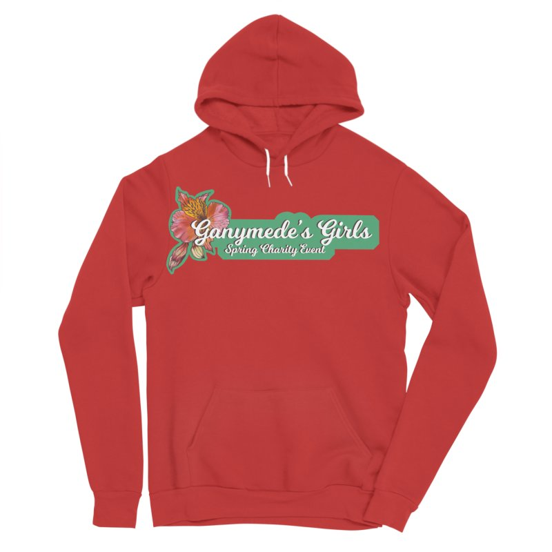Spring Charity 2019 Women's Sponge Fleece Pullover Hoody by ganymedesgirlscommunity's Artist Shop