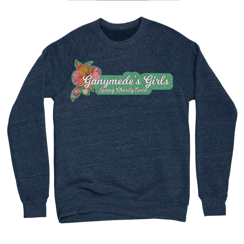 Spring Charity 2019 Men's Sponge Fleece Sweatshirt by ganymedesgirlscommunity's Artist Shop