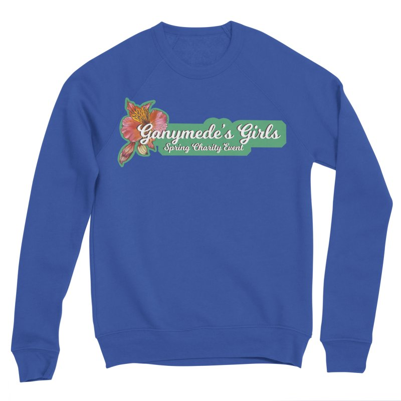 Spring Charity 2019 Women's Sponge Fleece Sweatshirt by ganymedesgirlscommunity's Artist Shop