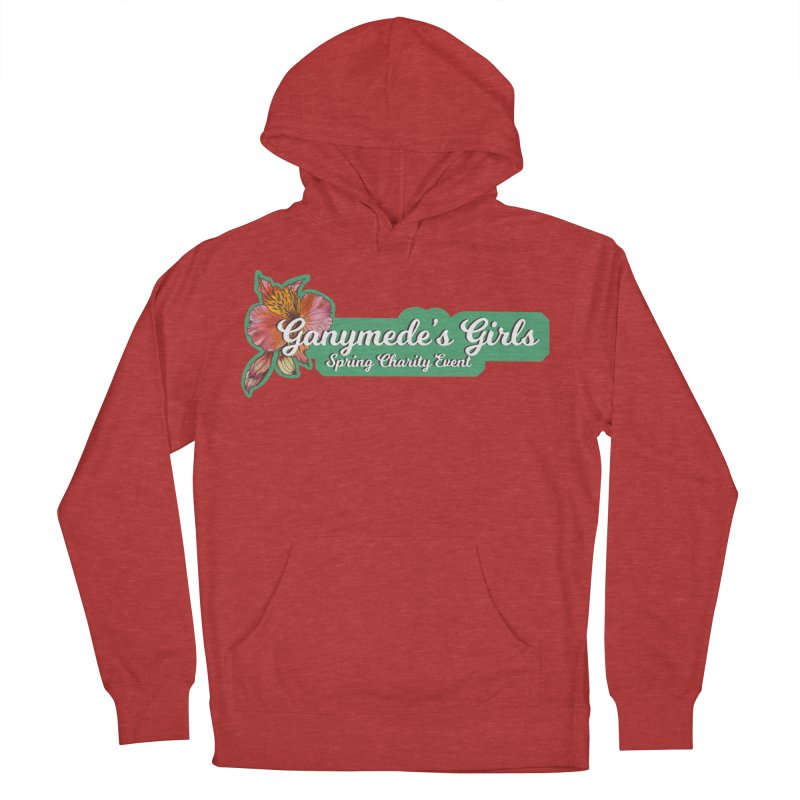 Spring Charity 2019 Women's French Terry Pullover Hoody by ganymedesgirlscommunity's Artist Shop