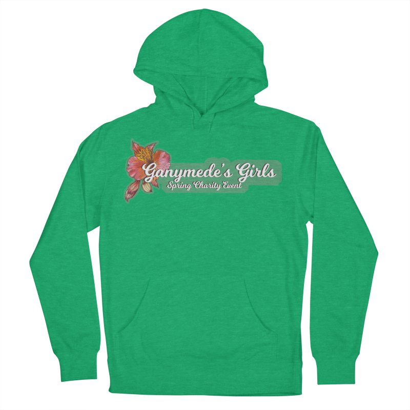 Spring Charity 2019 Men's French Terry Pullover Hoody by ganymedesgirlscommunity's Artist Shop