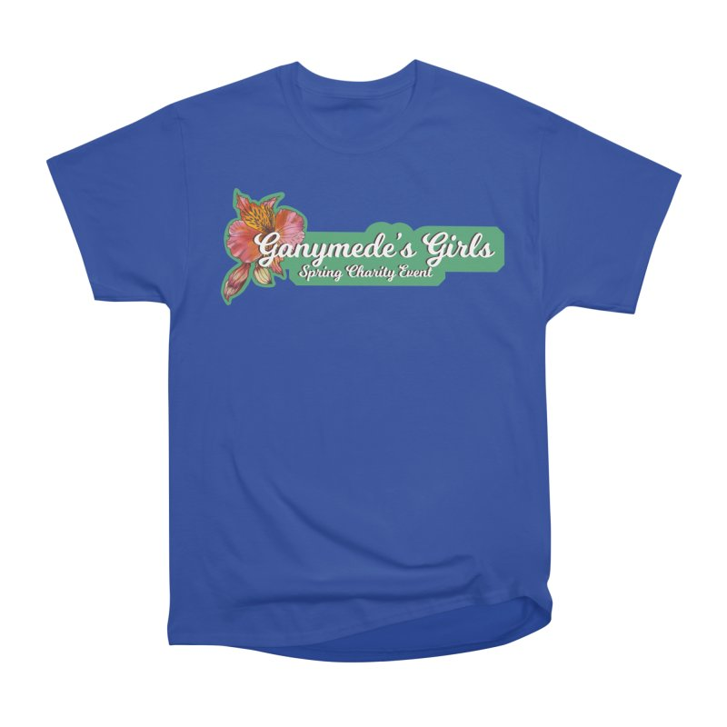 Spring Charity 2019 Women's Heavyweight Unisex T-Shirt by ganymedesgirlscommunity's Artist Shop