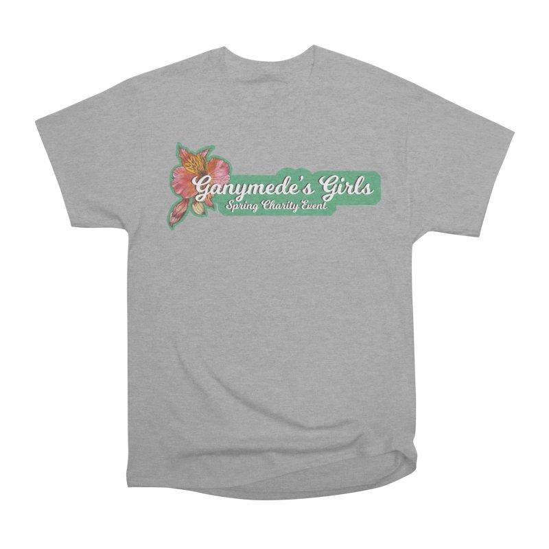 Spring Charity 2019 Men's Heavyweight T-Shirt by ganymedesgirlscommunity's Artist Shop
