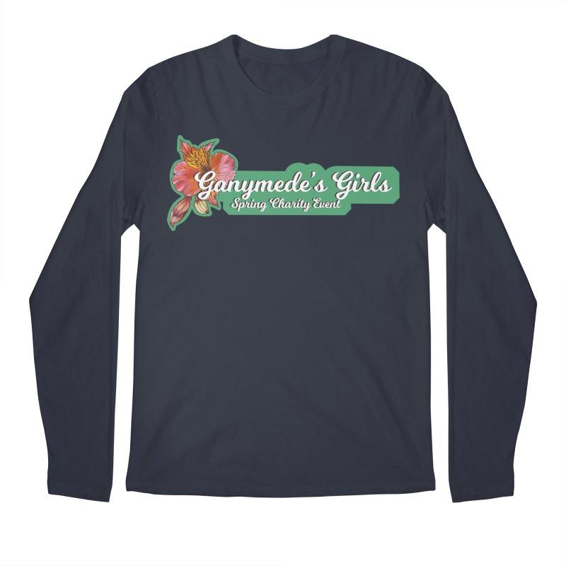 Spring Charity 2019 Men's Regular Longsleeve T-Shirt by ganymedesgirlscommunity's Artist Shop