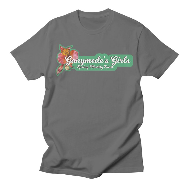 Spring Charity 2019 Women's Regular Unisex T-Shirt by ganymedesgirlscommunity's Artist Shop