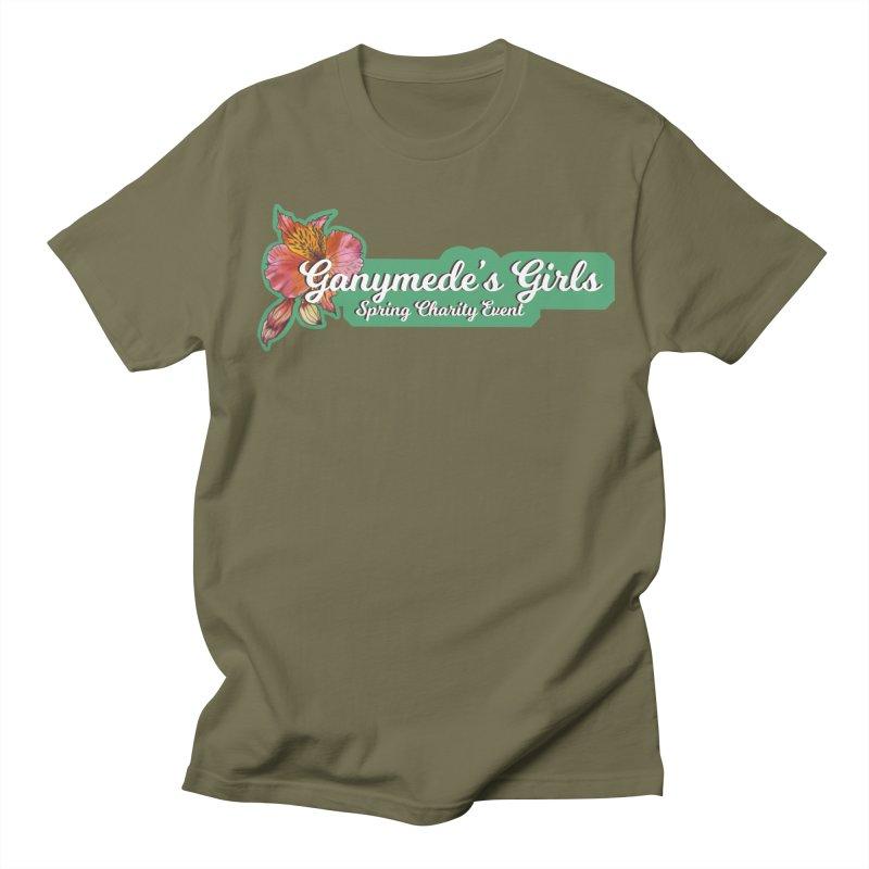 Spring Charity 2019 Women's Regular Unisex T-Shirt by ganymedesgirlscommunity's Artist Shop