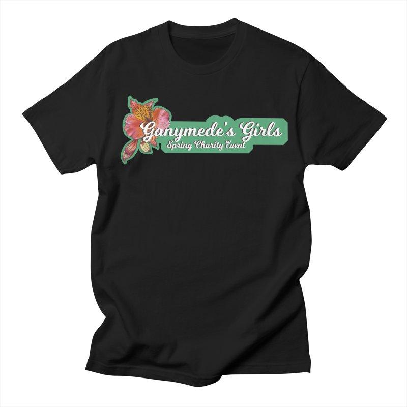 Spring Charity 2019 Men's Regular T-Shirt by ganymedesgirlscommunity's Artist Shop
