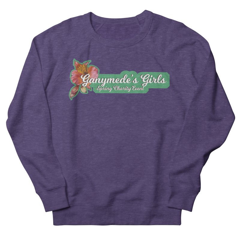 Spring Charity 2019 Women's French Terry Sweatshirt by ganymedesgirlscommunity's Artist Shop